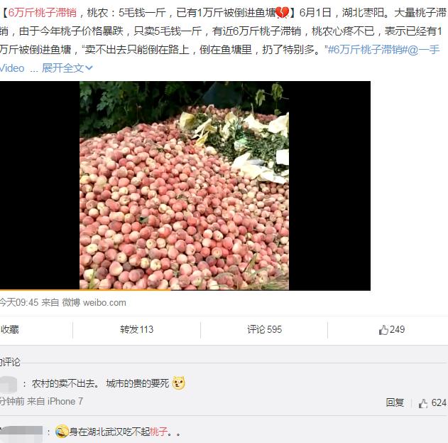 网赚项目丨利用短视频操作滞销水果,零成本也能年赚百万